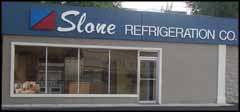 Slone Refrigeration Office